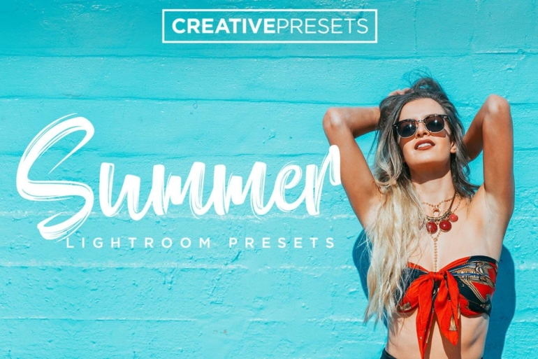 Summer Lightroom Presets (1)